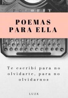 """Libro. """"Poemas para ella."""" Leer online"""
