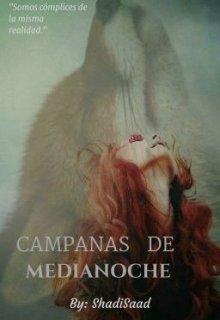 """Portada del libro """"Campanas de Medianoche."""""""