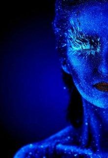 """Книга. """"Її любов до синього кольору"""" читати онлайн"""