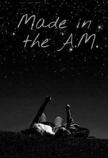 """Portada del libro """"Made in the A.M"""""""