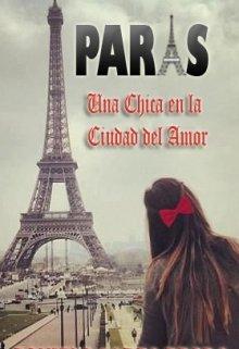 """Portada del libro """"Paris: Una Chica en la Ciudad del Amor"""""""