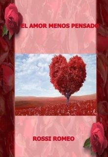 """Portada del libro """"El Amor Menos Pensado B y R"""""""