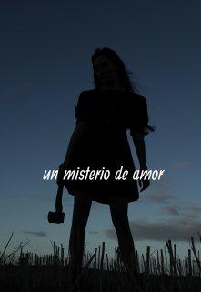 """Portada del libro """"un misterio de amor"""""""