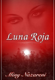 """Portada del libro """"Luna Roja"""""""