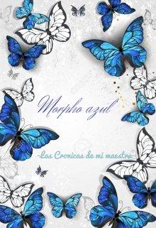 """Libro. """"Morpho Azul -Las crónicas de mi maestra-"""" Leer online"""