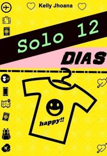"""Libro. """"Solo 12 Dias"""" Leer online"""