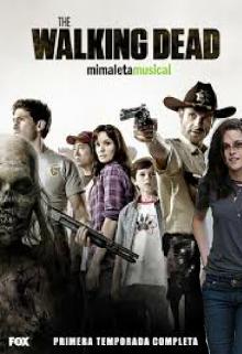 """Libro. """"The Walking Dead: """"Belle Grimes"""" #1 """" Leer online"""