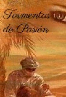"""Libro. """"Tormentas de Pasion"""" Leer online"""