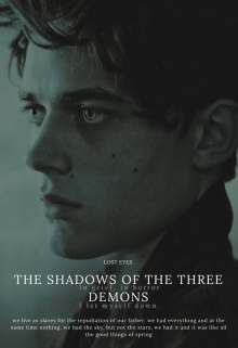 """Libro. """"The shadows of the three demons """" Leer online"""