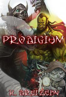 "Libro. ""Prodigium"" Leer online"
