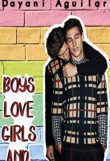 "Libro. ""Boys Like Girls and Boys"" Leer online"