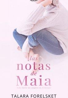 """Libro. """"Las Notas de Maia """" Leer online"""