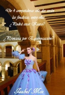 "Libro. ""Princesa por Equivocación (libro #2)"" Leer online"