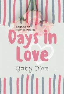 """Libro. """"Days in Love."""" Leer online"""