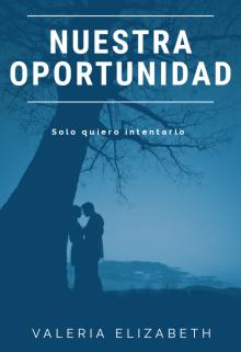 """Portada del libro """"Nuestra oportunidad"""""""