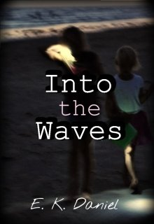 """Book cover """"Into the Waves"""""""