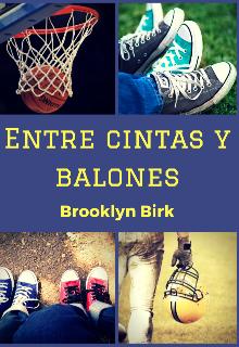 """Portada del libro """" Entre cintas y balones."""""""