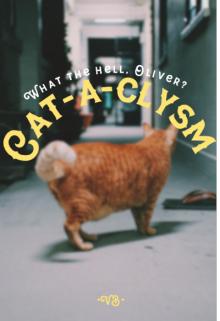 """Libro. """"Cat-a-clysm"""" Leer online"""