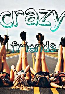 """Libro. """"Crazy Friends"""" Leer online"""