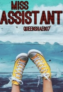 """Book cover """"Miss Assistant"""""""