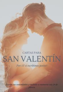 """Libro. """"Cartas para San Valentín """" Leer online"""