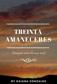 "Libro. ""Treinta Amaneceres"" Leer online"