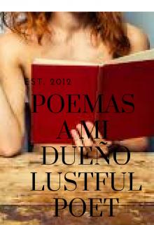 """Libro. """"Poemas a mi dueño"""" Leer online"""
