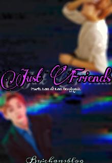 """Libro. """"그냥 친구 (just Friends)"""" Leer online"""