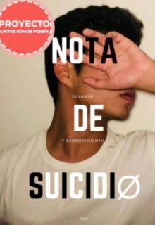 """Libro. """"Nota de suicidio"""" Leer online"""