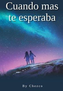 """Libro. """"Cuando mas te esperaba"""" Leer online"""