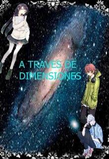"""Libro. """"A través de dimensiones """" Leer online"""