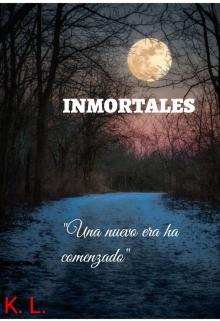 "Libro. ""Inmortales "" Leer online"