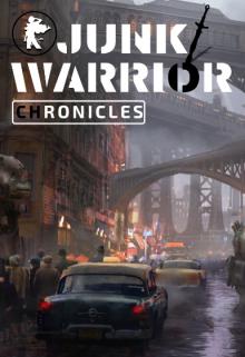 """Libro. """"Junk Warrior - Chronicles"""" Leer online"""