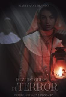 """Libro. """"Diez Historias de terror"""" Leer online"""
