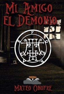 """Portada del libro """"Mi amigo, el Demonio."""""""