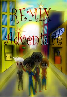 """Libro. """"Remix Adventure"""" Leer online"""
