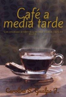 "Libro. ""Café a media tarde"" Leer online"