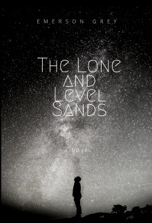 """Book. """"The Lone and Level Sands"""" read online"""