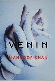 "Book cover ""Venin"""