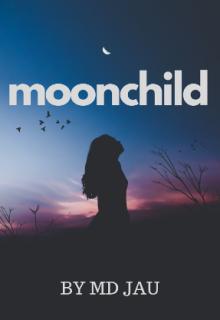 "Book cover ""Moonchild"""