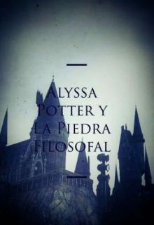 """Libro. """"Alyssa Potter y La Piedra Filosofal"""" Leer online"""