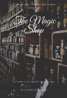 "Libro. ""The Magic Shop"" Leer online"