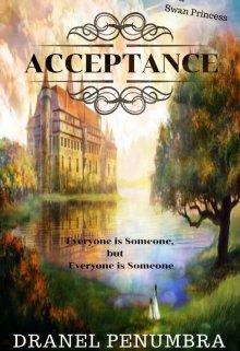 "Book cover ""Acceptance"""