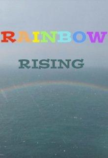 "Book cover ""Rainbow Rising"""