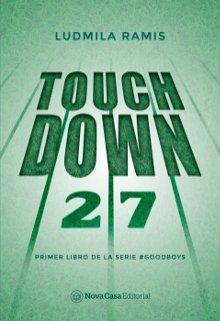 """Libro. """"Touchdown """" Leer online"""