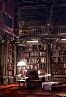 """Book. """"A Librarian and His Demon"""" read online"""