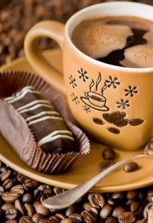 """Book. """"Chocolate and Coffee"""" read online"""