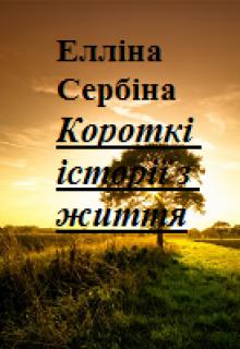 """Книга. """"Короткі історії з життя"""" читати онлайн"""