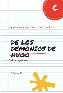 """Libro. """"De los demonios de Hugo y otras payasadas."""" Leer online"""