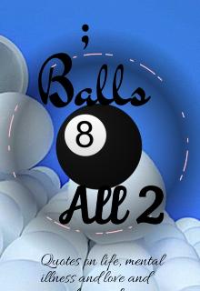 """Book. """"Balls all 2 """" read online"""